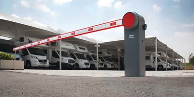 Barreras de parking Kubointer