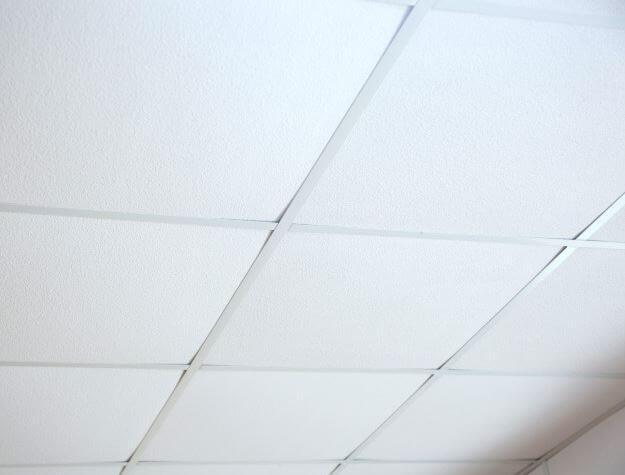 como instalar un falso techo